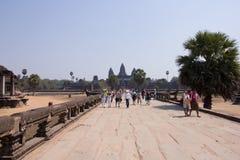 Angkor Thom Fotografia de Stock