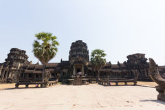 Angkor Thom Arkivfoto