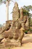 Angkor Thom Royalty-vrije Stock Afbeelding
