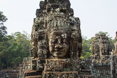 Angkor Thom Fotografia Stock