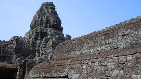 Angkor Thom Fotografia Stock Libera da Diritti