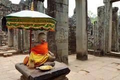 Angkor Thom, Angkor Wat Στοκ εικόνες με δικαίωμα ελεύθερης χρήσης