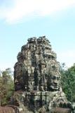 Angkor Thom, Cambodge Photos libres de droits