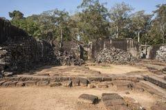 Angkor Thom. Cambodia Stock Images