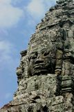 Angkor Thom, Cambodia Royalty Free Stock Photos