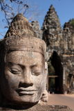 Angkor Thom in Cambodia Stock Photography
