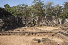 Angkor Thom. Camboya imagenes de archivo