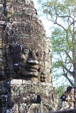 Angkor Thom Royalty Free Stock Photos