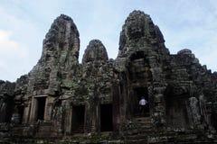 Angkor Thom III Lizenzfreie Stockfotos