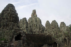 Angkor Thom IIII Royalty Free Stock Images