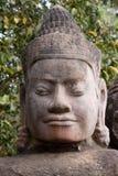 Angkor Thom, Kambodja Royalty-vrije Stock Afbeeldingen