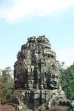 Angkor Thom, Kambodja Royalty-vrije Stock Foto's