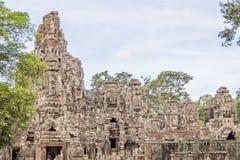 Angkor Thom in Kambodscha Lizenzfreie Stockfotos