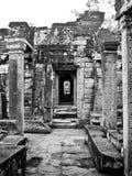 Angkor Thom korytarze Fotografia Stock