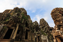 Angkor Thom Royalty Free Stock Images