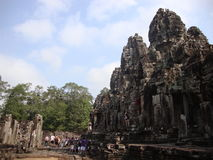 Angkor Thom Stock Photo