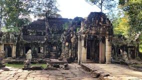 Angkor Thom , Siem Reap Cambodia Stock Image