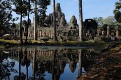 Angkor Thom - Siem Reap - Cambodia - Ancient Angkor Royalty Free Stock Image
