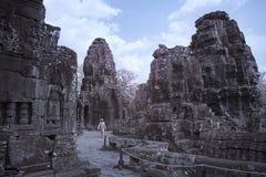Angkor thom Siem reap Cambodia stock photos