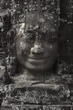 Angkor thom Siem reap Cambodia Royalty Free Stock Photography