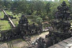 Angkor Thom. Siem Reap. Cambodia Royalty Free Stock Photos