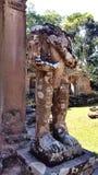 Angkor Thom , Siem Reap Cambodia Royalty Free Stock Image