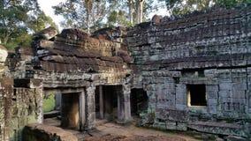 Angkor Thom , Siem Reap Cambodia Stock Photos
