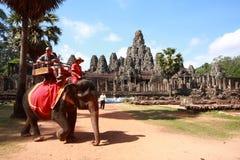 Angkor Thom Stock Image