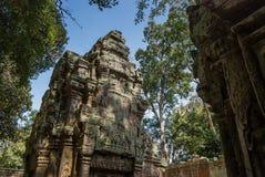 Angkor thom, siemreap, Καμπότζη στοκ εικόνα