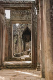 Angkor Thom, Siemreap, Cambodia. Stock Images