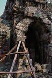 Angkor Thom, siemreap, Kambodscha Stockbilder