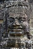 Angkor thom statue Stock Images