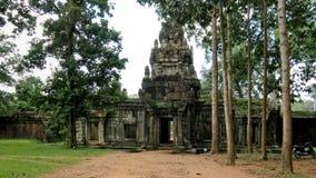 Angkor Thom temple stock photos