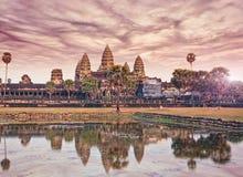 Angkor Vat Photographie stock libre de droits
