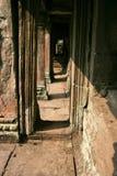 Angkor Vat au Cambodge Photo libre de droits