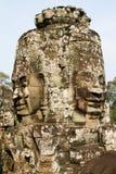 Angkor Vat, Cambodge Images libres de droits