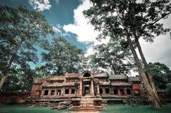 Angkor Vat, Cambodge Image libre de droits