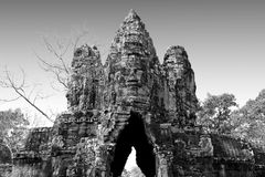 Angkor Vat du Kampuchea Photographie stock