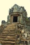 Angkor Vat Temple Civilisation de Khmer Le Cambodge Tourisme au Cambodge Photos libres de droits