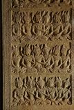 Angkor Watâ€' Apsaras tancerze w Kambodża Fotografia Stock