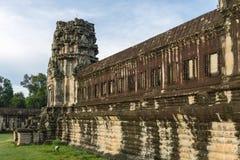 Angkor Wat świątyni pagoda Obraz Stock