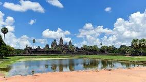 Angkor Wat świątynia Zdjęcie Royalty Free