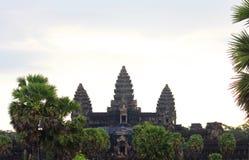 Angkor Wat świątynia Zdjęcia Royalty Free