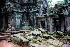 Angkor Wat świątynia Fotografia Stock