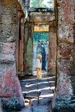 Angkor Wat świątynia Obrazy Royalty Free