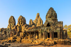 Angkor Wat η Καμπότζη συγκεντρώνει siem Στοκ εικόνα με δικαίωμα ελεύθερης χρήσης