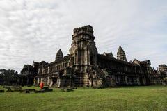 Angkor wat η παγκόσμια κληρονομιά Στοκ Εικόνες