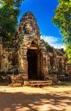 Angkor Wat - η περιοχή παγκόσμιων κληρονομιών της ΟΥΝΕΣΚΟ κοντά σε Siem συγκεντρώνει, Καμπότζη Στοκ εικόνες με δικαίωμα ελεύθερης χρήσης