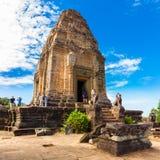 Angkor Wat - η περιοχή παγκόσμιων κληρονομιών της ΟΥΝΕΣΚΟ κοντά σε Siem συγκεντρώνει, Καμπότζη Στοκ φωτογραφίες με δικαίωμα ελεύθερης χρήσης