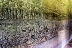 Angkor Wat, Καμπότζη Στοκ φωτογραφία με δικαίωμα ελεύθερης χρήσης